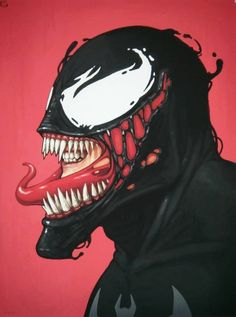Mike Mitchell x Marvel x Mondo - Venom