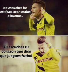 Fútbol - Sin críticas.