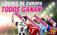 el forero jrvm y todos los bonos de deportes: wanabet supercuota lideres europeos 10 septiembre