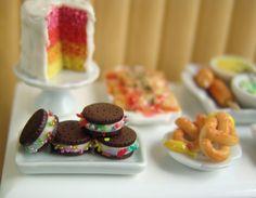 Miniature Food | dollhouse-miniature-food