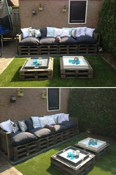 Cheap and simple!  Reuse
