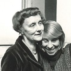 """riftedal: """" """"my two favourite heroines: astrid lindgren and tove jansson """" """" Moomin Valley, Tove Jansson, Book Writer, Portraits, Women In History, New Trends, Beautiful People, Fangirl, Feminism"""