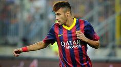 #Video: #Neymar casi le parte la cadera a un jugador del Espanyol