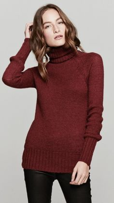 GIADA FORTE TURTLENECK SWEATER