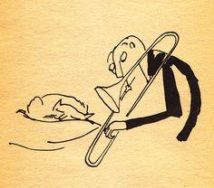 A Cat-Hater's Handbook: Irreverent Vintage Gem Illustrated by Tomi Ungerer   Brain Pickings