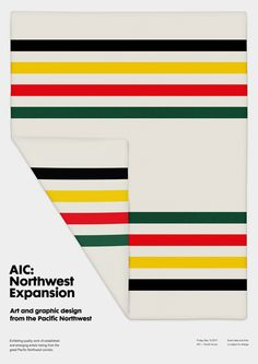 AIC: Northwest Expansion Poster by Network Osaka.