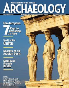Archaeology Magazine - Artifact - Han Dynasty Model Home - Archaeology Magazine Archive