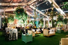 Barneys New York celebrates the unveiling of director Baz Luhrmann's holiday windows with a fantastical party imagined by event designer Bronson van WyckGo inside the High Line's Spring Benefit with Bronson van WyckBronson van Wyck on setting the glamorous stage for the AD100 celebration at New York's Four Seasons restaurantThanks to Bronson van Wyck's holiday decorations, a Park Avenue apartment brims with dashing Yuletide spirit