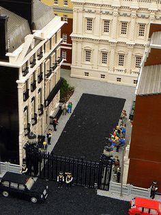 Lego Downing Street