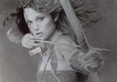 #keira #drawing #pencil #draw #keiraknightley