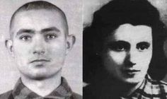 Mala Zimetbaum and Edward (Edek) Galinski - also known as Romeo and Juliet from Birkenau. A Jewish woman, Mala, and Polish political prisoner, Edek – both arrested and sent to Auschwitz. They met, they fall in love in a place which was all about death and destruction. Together, they escaped in June 1944 to a nearby town. Soon after their escape, Edek watched from a distance as Mala was arrested in a store where she was trying to buy bread. Edek turned himself in, and both were executed.