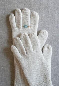 Gem Gloves   Purl Soho