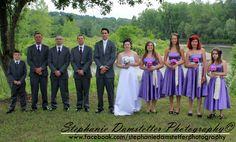 Wedding Party! #wedding #party #weddingparty #bride #groom #maidofhonor #bridesmaids #groomsmen #bestman #purple #flowers #nature #grey #white #love #photography #photographer #pictures #picture #photos #photo #dream #passion #hope #love #career #cannon #Camera #business