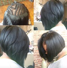 Yes to this bob install by @styles_4_usalon…