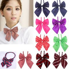 HDE Candy Cane Red and White Stripe Women's Bowtie HDE,http://www.amazon.com/dp/B00CHRNZSI/ref=cm_sw_r_pi_dp_wscLsb00P4A9TQW1