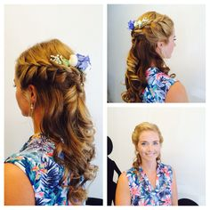 One of my summer-brides Beautyful Thale   Hair : Lise Finden / Uniklipp AS