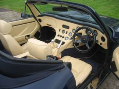 Image result for tvr s2 interior