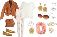 Sweet Spring in Paris, created by ray0720 on Polyvore