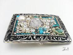 Boho Belt buckle, womans, teenager, Bling, rhinestone, free shipping, perfect gift.