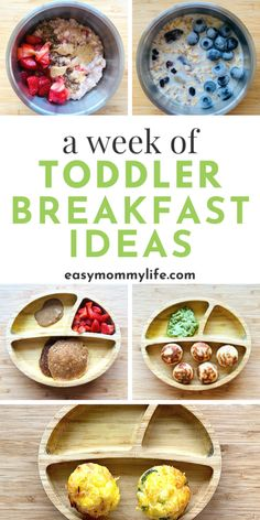 Toddler meals 526639750178192271 - Here is a look at a week of easy and healthy toddler breakfast ideas. Includes how to make eggs for toddlers and protein breakfasts that fill their tummies. Source by momresources Easy Toddler Snacks, Healthy Toddler Breakfast, Healthy Toddler Meals, Healthy Foods To Eat, Kids Meals, Toddler Food, How To Make Eggs, Healthy Potatoes, Kids Nutrition