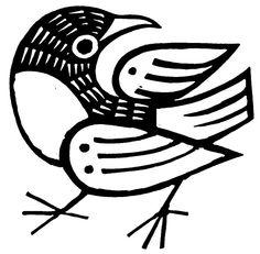 Bird by Joe McLaren