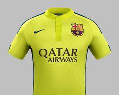 El FC Barcelona presenta su tercera equipación, amarilla de dos tonos – Fútbol – Noticias, última hora, vídeos y fotos de Fútbol en lainformacion.com