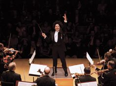 """Gustavo Dudamel on conducting """"Rite of Spring"""" 2012-09-28 NPR All Things Considered http://www.npr.org/blogs/deceptivecadence/2012/09/28/161964987/gustavo-dudamel-on-the-magic-of-stravinskys-crazy-music"""
