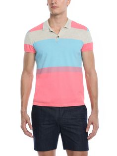 i liked this colorblock polo, until i realized it was $600....