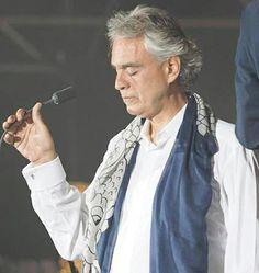 Teatro Del Silenzio 2017 Andrea Bocelli