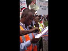 OCO-DMV President Reading Prepared Statement to State Department, Ethiop...