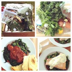 My Plated Experience from Living Well Kitchen @Plated