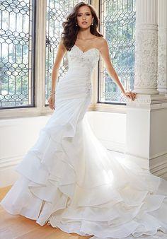 Sophia Tolli Y21437 Sally Wedding Dress - The Knot