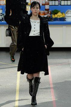 Chanel Autumn/Winter 2014-15 Ready-To-Wear