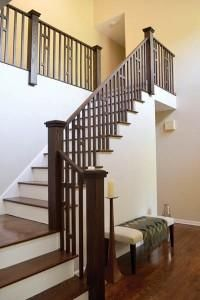 Problem Solved: A boring staircase gets a new life