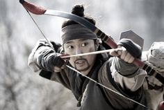 War of the Arrows (Hangul: 최종병기 활; RR: Choejongbyeonggi Hwal) is a 2011 South Korean period action film starring Park Hae-il, Ryu Seung-ryong and Moon Chae-won. Set after the Second Manchu invasion of Korea, the film is about an archer who risks his life to save his sister from slavery under Prince Dorgon's rule.  박해일