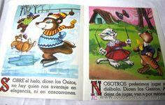 Libros de segunda mano: Los juegos de los animales Ed Vasco Americana EVA 1974 cuento Colección Mis animalitos - Foto 2 - 37700890