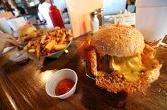 Squeeze Inn Category: Burgers 5301 Power Inn Rd Sacramento, CA 95820