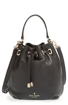 kate spade new york 'cobble hill - wyatt' bucket bag available at #Nordstrom