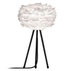SHOP |  Table tafellampvoet zwart mat | Vita - bij Vesta