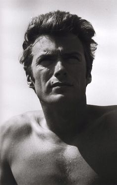 Clint Eastwood | by Michael Levin, ca 1966