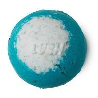 """Big Blue"" Bath Bomb $6.50 (Lush Cosmetics)"