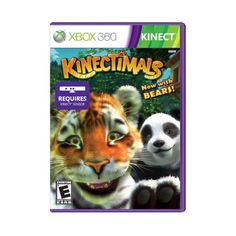 Kinectimals  Now with Bears  Xbox 360 >>> Visit the image link more details. Note:It is Affiliate Link to Amazon.