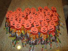 Looks simple enough i might do this for trick or treaters