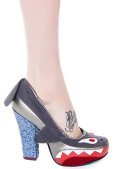 PinkyP's Guide to KAWAII : Irregular Choice Shoes are Cray Cray - love em' check it out!