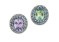 Lovely earrings by JAR - Joel Arthur Rosenthal - Paris