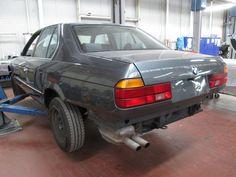 BMW e 32 730i Montage H