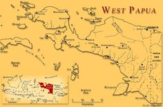 West Papua Indonesia (formerly Irian Jaya) Wake Island, West Papua, Federated States Of Micronesia, Norfolk Island, Beautiful Places To Live, Easter Island, Solomon Islands, Cook Islands, French Polynesia