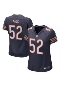 Khalil Mack NFL Chicago Bears Nike On Field Elite Jersey Adult Size Large  NWT  Nike 69832e8981f