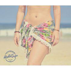 Fica a dica para usar sua #cangaredonda! Como saia com nó na frente, fica sexy e linda!  Fique por dentro de nossas novidades e dicas. Follow ➡️ @adoroateliejuju #dicas #ficaadica  #riodejaneiro #rioeuteamo #cariocando #amor #love #followthesun #eupraiana #tonavibe #mermaidlife #lifeonthebeach #photooftheday #beachlife #VivaSimples #summer #girls #surfgirl #estilo_riocalifornia  @brunolemoal