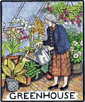 Mary Azarian has an entire alphabet book of wood blocks all on the topic of gardening, and another on farm life, which obviously also includes lots of . Fields In Arts, Woodcut Art, Linoleum Block Printing, Farm Art, Alphabet Book, Mexican Folk Art, Watercolor Artists, Whimsical Art, Cute Art